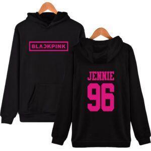 Blackpink Jennie Hoodie mod1