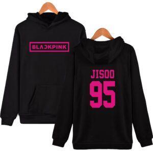 Blackpink Jisoo Hoodie mod1