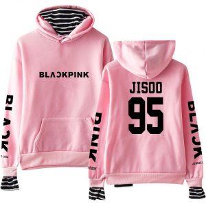 Blackpink Jisoo Hoodie #1