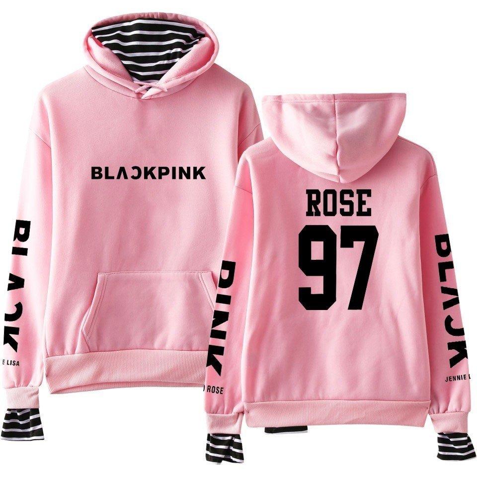 BP rose Hoodie