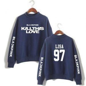Kill This Love Blackpink Sweatshirt #3