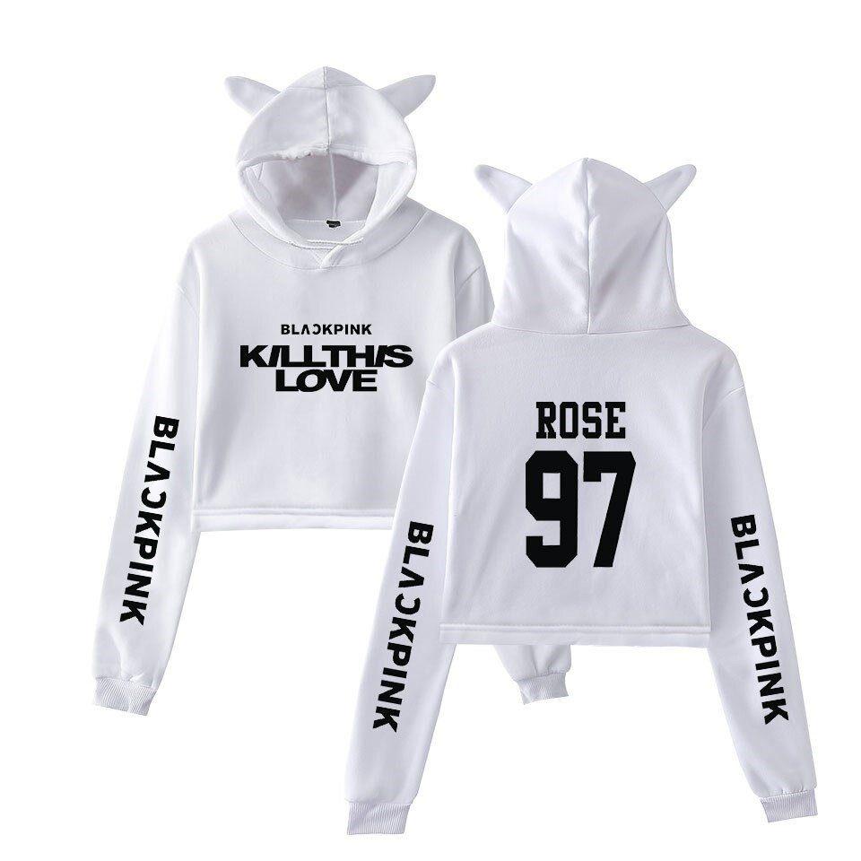 bp cropped hoodie
