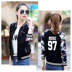 Blackpink Rose Jacket