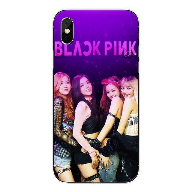 blackpink iphone case