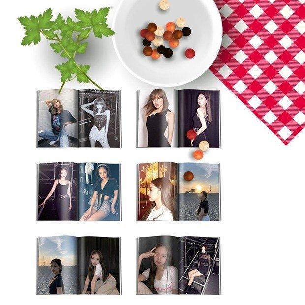 blackpink photocards