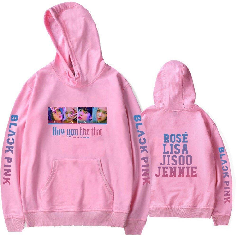 how you like that hoodie