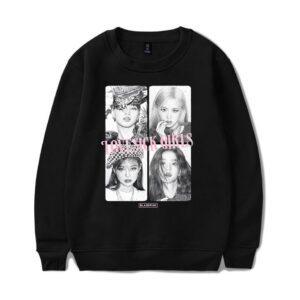 blackpink lovesick girls sweatshirt