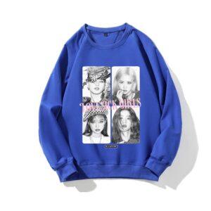 Blackpink Lovesick Girls Sweatshirt #2