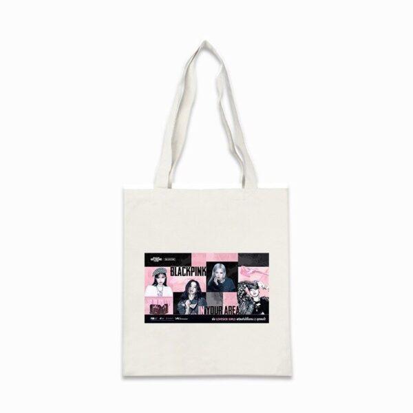 blackpink shopping bag