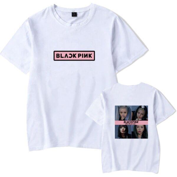 blackpink t-shirt 2021