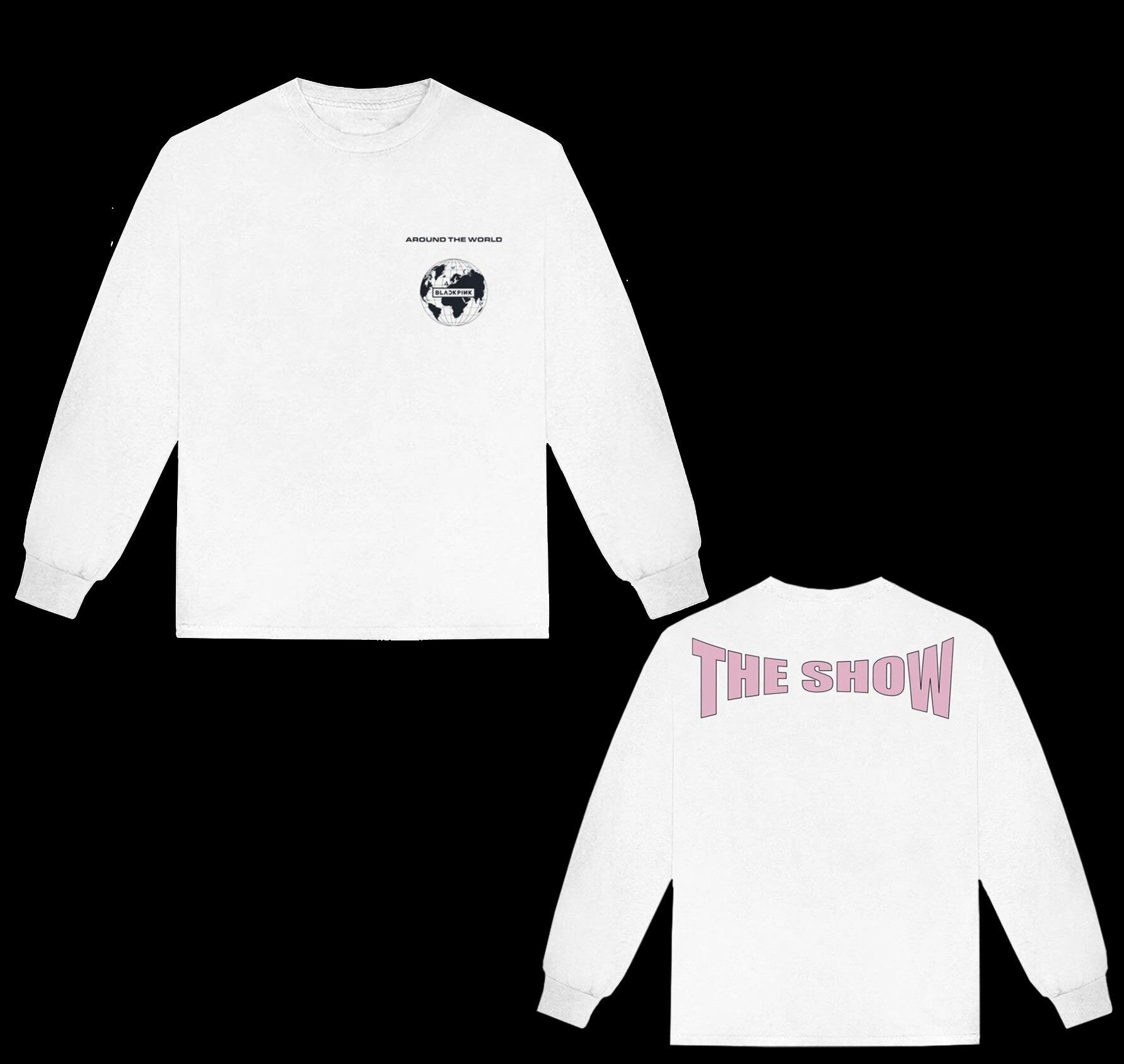 Blackpink The Show Sweatshirt