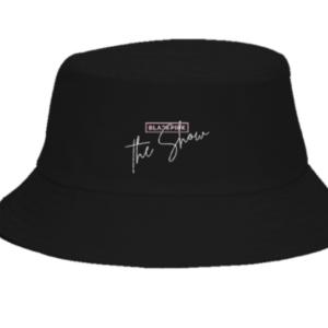 blackpink the show bucket hat