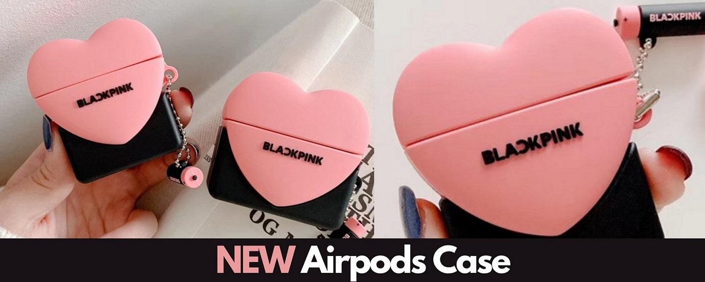 blackpink airpods case