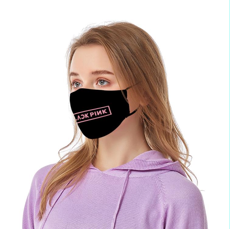 Blackpink Face Masks