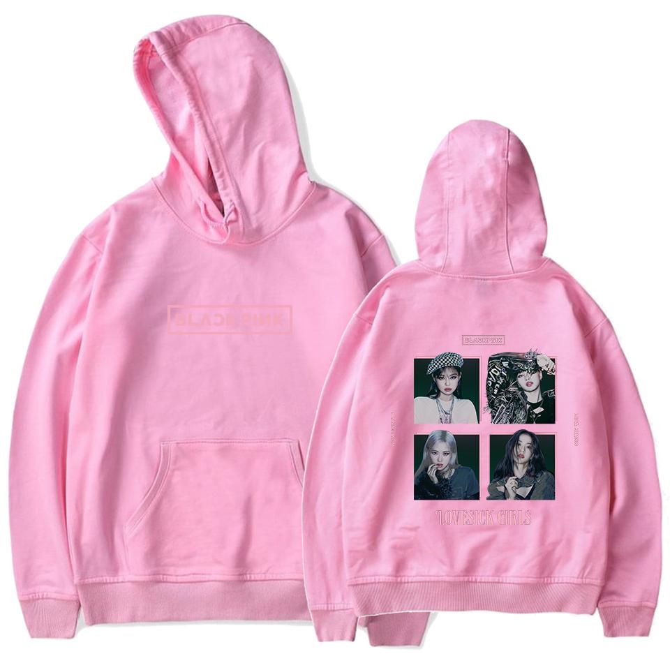 lovesick girls hoodie